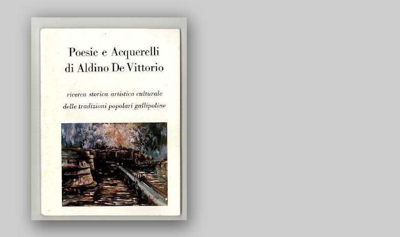 Poesie e Acquerelli di Aldino De Vittorio