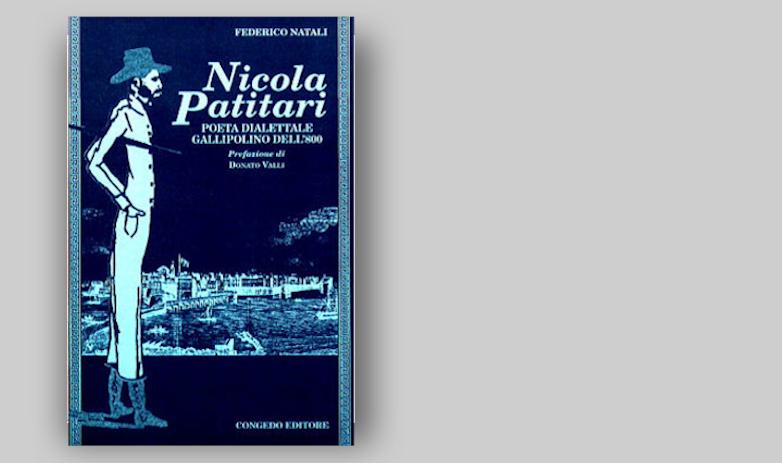 Nicola Patitari- Poeta dialettale gallipolino dell'800