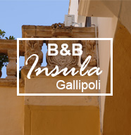 B e B Gallipoli - insula