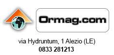 Ormag - Domini e Spazio web